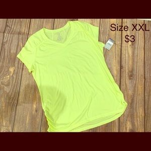 Daskin exercise shirt